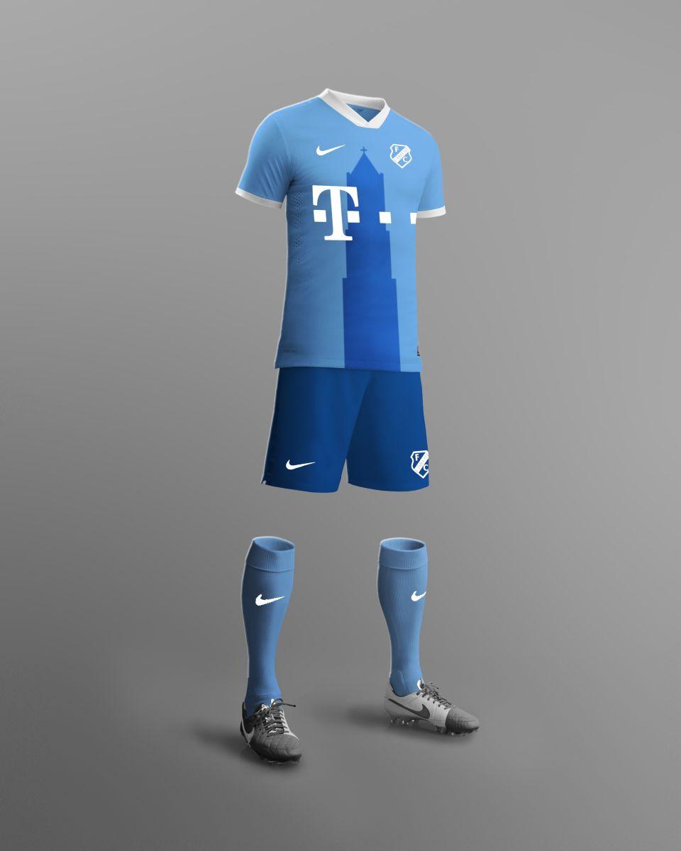 FC Utrecht away kit