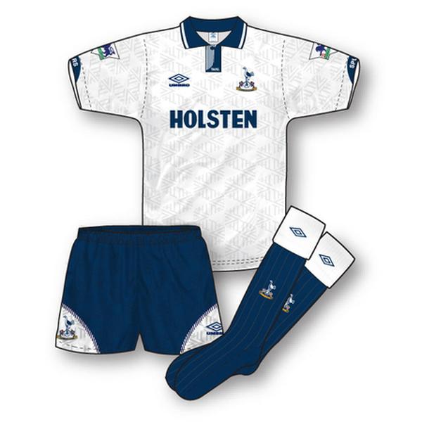 Tottenham Hotspur 1992-93 Home Kit