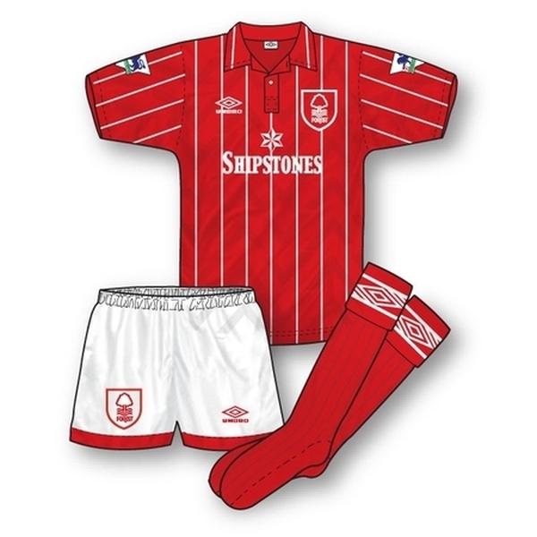 Nottingham Forest 1992-93 Home Kit